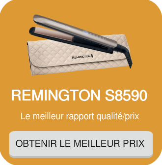 lisseur remington S8590