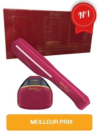 prix steampod red obsessed édition limitée 2018